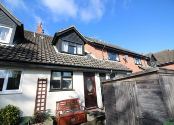 Thumbnail 3 bed terraced house for sale in Marsh Road, Hoveton, Norwich
