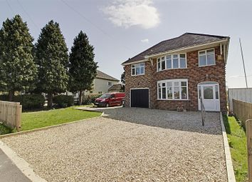 Thumbnail 4 bed detached house for sale in Walton Road, Marholm, Peterborough