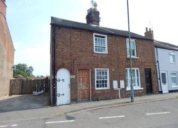 Thumbnail 2 bed end terrace house for sale in 31 North Street, Crowland, Peterborough, Cambridgeshire