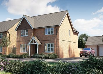 "Thumbnail 4 bedroom detached house for sale in ""The Astley"" at Muggleton Road, Amesbury, Salisbury"