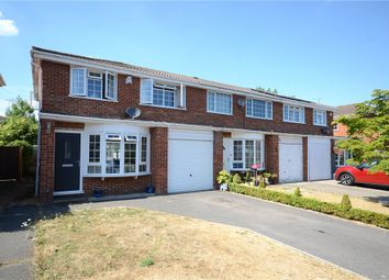 Thumbnail 3 bed end terrace house for sale in St. Marys Road, Sindlesham, Wokingham