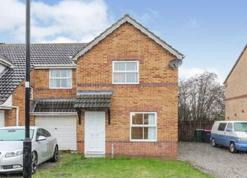 Thumbnail 2 bed semi-detached house for sale in Riverside Court, Dinnington, Sheffield, South Yorkshire