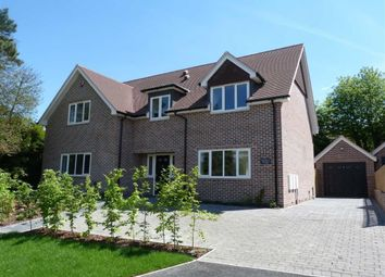 Thumbnail 4 bedroom detached house for sale in Woodland Way, Welwyn, Hertfordshire