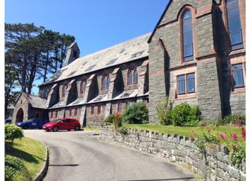 Thumbnail 2 bed flat for sale in Porthmadog Road, Criccieth