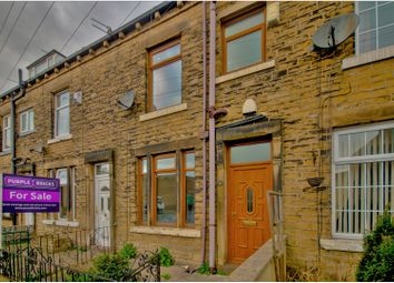 Thumbnail 4 bed terraced house for sale in Melford Street, Bradford