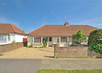 Thumbnail 3 bed semi-detached bungalow for sale in Berriedale Drive, Sompting, West Sussex