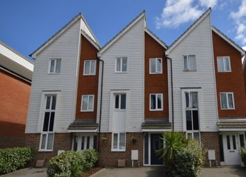 Thumbnail 3 bed terraced house for sale in Thomas Neame Avenue, Faversham