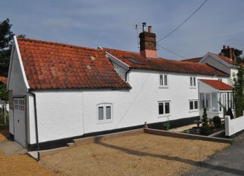 Thumbnail 3 bedroom semi-detached house for sale in Fairfield Road, Framlingham, Woodbridge