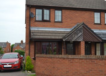 Thumbnail 2 bedroom semi-detached house to rent in Oliver Close, Newark