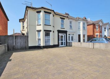 Thumbnail 4 bedroom flat for sale in Malmesbury Park Road, Bournemouth