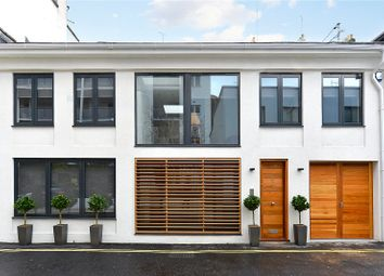 Thumbnail 3 bed mews house for sale in Rede Place, Notting Hill, London