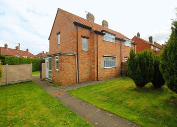 Thumbnail 2 bedroom semi-detached house to rent in Wreyfield Drive, Scarborough