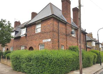 Thumbnail 3 bed flat to rent in Osmund Street, Shepherds Bush, London