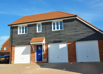 Thumbnail 1 bed property for sale in Picket Twenty Way, Andover
