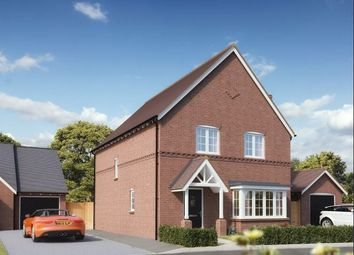 Thumbnail 4 bed detached house for sale in Banbury Road, Gaydon