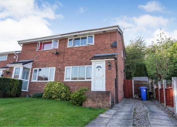 Thumbnail 2 bed semi-detached house for sale in Farnhill Close, Runcorn