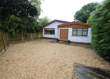Thumbnail 2 bed detached bungalow for sale in Shawclough Close, Shawclough, Rochdale