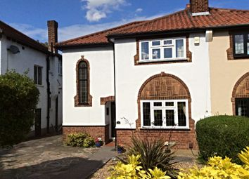 Thumbnail 3 bed semi-detached house for sale in Kidbrooke Park Road, London