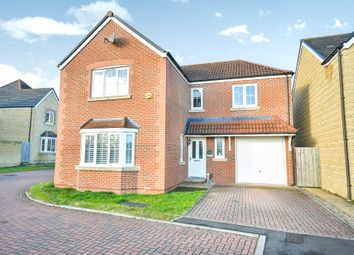Thumbnail 4 bed detached house for sale in Pinto Close, Swindon