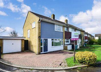 Thumbnail 3 bed end terrace house for sale in Elm Grove South, Barnham, Bognor Regis, West Sussex
