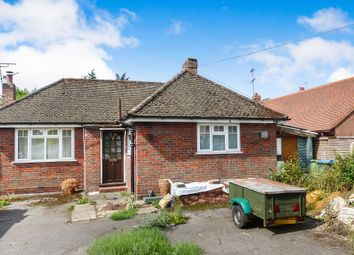 Thumbnail 2 bedroom detached bungalow for sale in Risborough Road, Stoke Mandeville, Aylesbury