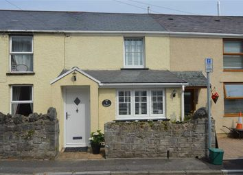 Thumbnail 2 bedroom cottage for sale in John Street, Mumbles, Swansea