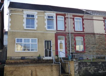 Thumbnail 3 bed end terrace house for sale in Llantwit Road, Neath, West Glamorgan.