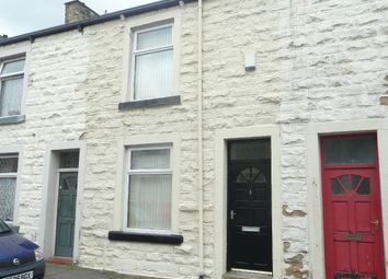 Thumbnail 1 bed terraced house for sale in Peel Street, Padiham, Lancashire