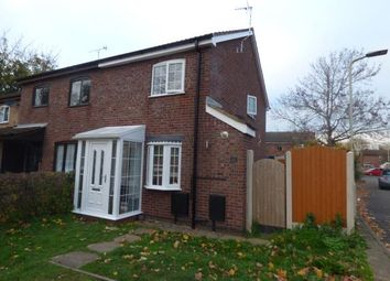 Thumbnail 3 bed semi-detached house for sale in Park Road, Wigston, Leicestershire