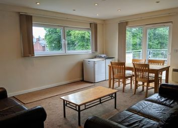 Thumbnail 4 bed flat to rent in Wilbraham Road, Fallowfield