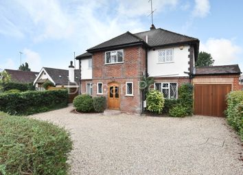 Thumbnail 4 bedroom detached house for sale in Manor Road, Potters Bar