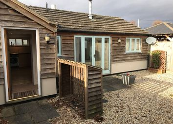 Thumbnail 1 bed barn conversion to rent in Uffington, Faringdon