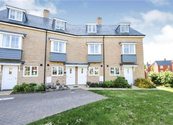 3 bed terraced house for sale in Furze Drive, Romsey, Hampshire SO51