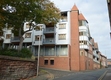 Thumbnail 3 bedroom flat to rent in Foregate Street, Chester