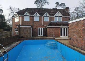 Moorhill Road, West End, Southampton SO30. 4 bed semi-detached house for sale