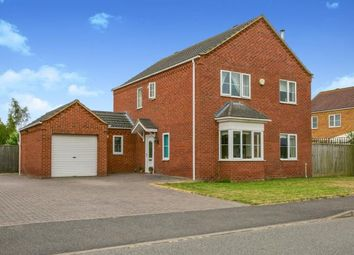 Thumbnail 4 bed detached house for sale in Manea, Ely, Cambridgeshire