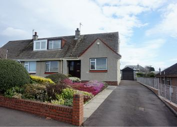 Thumbnail 3 bed semi-detached house for sale in Braeside Gardens, Perth