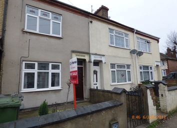 Thumbnail 3 bedroom terraced house for sale in Cromwell Road, Peterborough