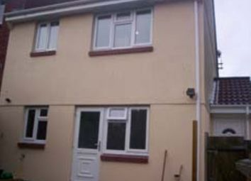 Thumbnail 1 bed end terrace house to rent in Battershall Close, Plymouth