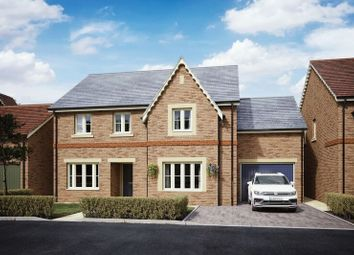 Thumbnail 5 bedroom detached house for sale in Lydgate Fields, Fairfield, Hitchin, Herts