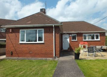 Thumbnail 3 bed bungalow for sale in Wilding Road, Ball Green, Stoke-On-Trent
