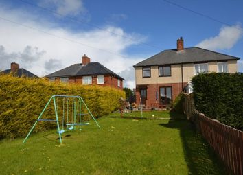 Thumbnail 3 bed semi-detached house for sale in Grange View, Widdrington, Morpeth
