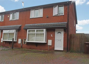 Thumbnail 3 bed end terrace house for sale in Makkah Close, Newton Heath, Manchester