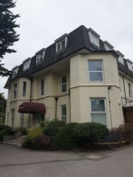 Thumbnail 1 bed flat to rent in 2 Boscombe Spa Road, Boscombe