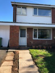 Thumbnail 3 bed semi-detached house to rent in Yardley Close, Woodloes, Warwick