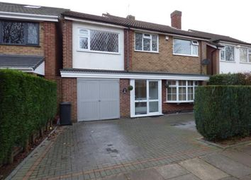 Thumbnail 4 bed detached house for sale in Gifford Close, Evington, Leicester, Leicestershire