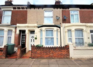 Thumbnail 2 bedroom terraced house for sale in Stapleton Road, Copnor, Portsmouth