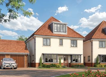 "Thumbnail 5 bed property for sale in ""The Coppice"" at Biggs Lane, Arborfield, Reading"