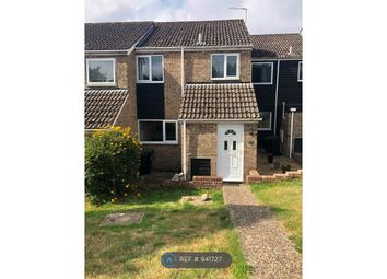 Thumbnail 3 bed terraced house to rent in Farriers Close, Wimborne