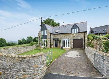 Thumbnail 4 bed detached house for sale in Ash Farm Close, Salwayash, Bridport